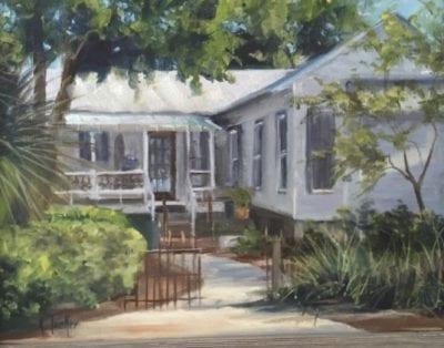 Bennett Beach Cottage (Circa 1935)