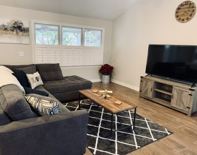 Holly House **Pets welcomed**