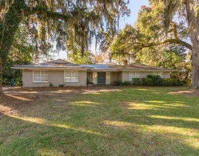 Marsh Oaks – 2400 sq ft Marsh Front Home
